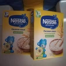 <b>Каша Умница</b> и Nestle – купить в Искитиме, цена 1 руб., продано ...