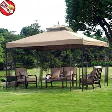 outdoor patio tents. Enjoyable Yard Canopy Applied To Your Home Design: Gazebo : Fabric Metal Outdoor Patio Tents
