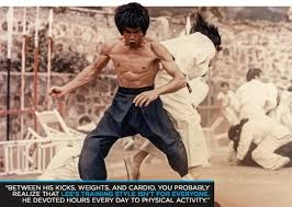 here are two scaled down bruce lee inspired programs that could be made to fit with just about any busy schedule