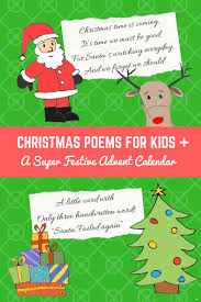 24 christmas poems for kids funny