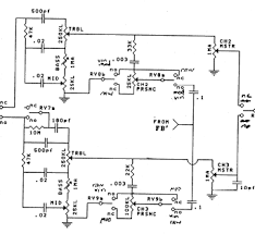 tube amps warpedmusician page 2 schematic of tone stacks for channel 2 and 3 note the presence control circuit and the value differences for its resistors