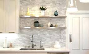 Tile And Backsplash Ideas Delectable White Kitchen Tile Ideas Elegant Glass Cabinets Gray And Backsplash