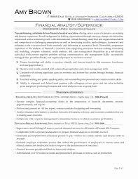 Financial Analyst Resume Template Senior Financial Analyst Resume Sample Senior Financial Analyst 18