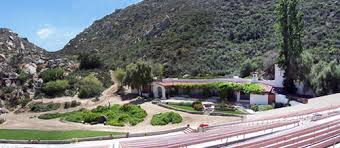 The Amphitheatre Ramona Bowl Amphitheatre