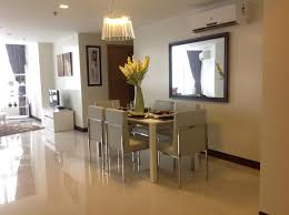 Attractive 3 Bedroom Condo FOR RENT At ONE CENTRAL MAKATI W/ Maids Quarter