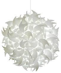 deluxe hooks pendant light fixture warm white glow modern
