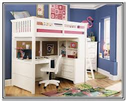 bedroom amusing twin loft bed with desk and dresser white bunk home accessories design