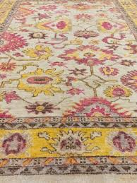 antique style oushak 1 4x6 interior resources rugs carpets design dallas texas