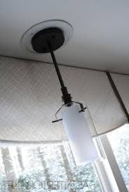 recessed light chandelier how to change recessed light to pendant new models plans