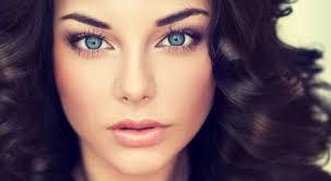 eye makeup for light blue dress photo 2
