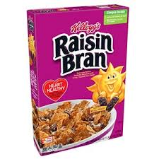 kellogg s raisin bran cereal