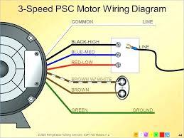 exhaust fan motor wiring diagram 1995