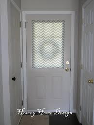 Front Door Window Coverings Front Door Window Cover Home Doors Decoration