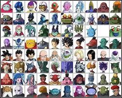 Dragon Ball Z Power Chart Dragon Ball Super Tournament Of Power Fighters Quiz By Moai