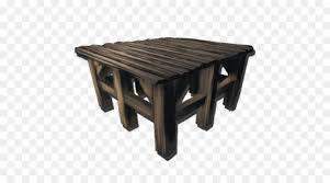 ark survival evolved pixark foundation furniture table png