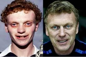 Man, i thought for a good 5 seconds that this said 'zaha caught in bed with david moyes.' please nobody mock up an image of this. David Moyes Childhood Story Plus Untold Biography Facts