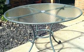 unique replacement patio table glass replacement ideas for alluring outdoor noguchi coffee intended t