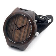 aarni wooden watches xo curly birch men and women wooden bobo bird classic ebony wood watches relogio men s luxulry brand designer leather band quartz watch men