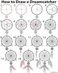 Dream Catcher Patterns Step By Step dreamcatcher patterns step by step Bing images Dreamcatchers 1