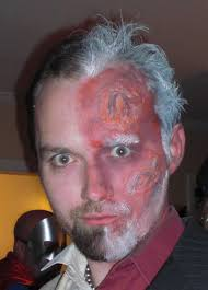 two face makeup by serialactor two face makeup by serialactor