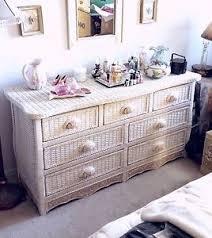 Rattan Bedroom Set
