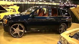 2007 Chevy TrailBlazer SS on 26
