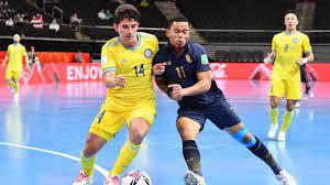 โต๊ะเล็กไทย ต้านไม่ไหว แพ้ คาซัคสถาน 0-7 ร่วง 16 ทีม ฟุตซอลโลก