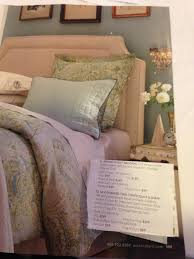 Pottery Barn Bedroom Pottery Barn Bedding Sienna Paisley For The Home Pinterest