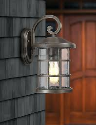 quoizel outdoor wall sconce crusade wall lantern inspired by craftsman design the crusade outdoor series is