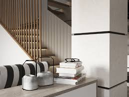 Designs by Style: Light Wood Flooring - White Interior Design