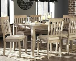 Dining Chairs White Washed Dining Table And Chairs Whitewashed