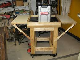 table planer. thickness planer stand table
