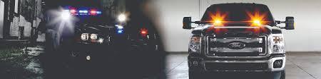 north american signal company vehicle warning lights