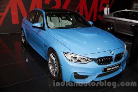 new car launches november 2014New BMW M3 M4 to launch in India on November 26
