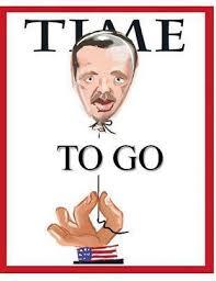 Image result for caricature erdogan