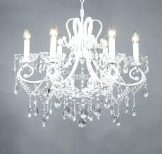 shabby chic chandelier 1 cut crystal antique white frame shabby chic chandelier 6 lights mini shabby shabby chic chandelier