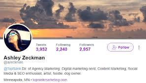 50 Revolutionary Females in Marketing You Should Follow on Twitter - DevriX