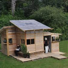 Pallet Cabin Designs Humanitarian Projects I Beam