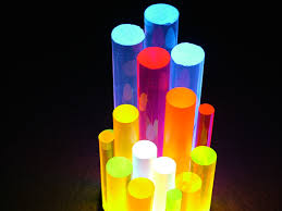 plastic lighting. Light Emitting Converter (LEC) MaterialPatented LEC Material Used To Create Plastic Light, Solar Cell Collectors, Solid State Laser Dye Rods, Lighting