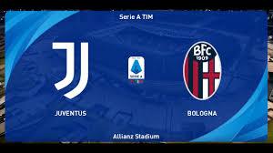 Juventus vs Bologna •