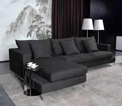 black sectional couches. Perfect Black Trend Black Sectional Sofa 85 In Sofas And Couches Set With  Throughout