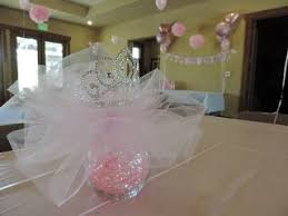 Princess Baby Shower Baby Shower Party Ideas  Photo 5 Of 12 Princess Theme Baby Shower Centerpieces