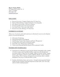 Marine Resume Sample Resume For A Military To Civilian Transition ...