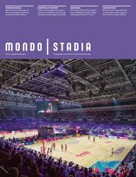 Stanford Stadium Seating Chart 3d Mondo Stadia Issue 08 By Mondiale Media Issuu