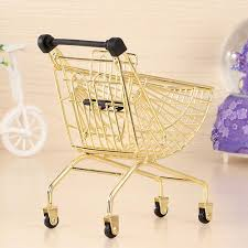 office trolley cart. Mini Cute Eco Friendly Supermarket Shopping Trolley Cart Toy Basket For Phone Jewelry Holder Office Desk Storage Home Decoration-in Baskets From Y