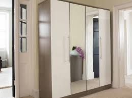 closet mirror doors bifold ideas