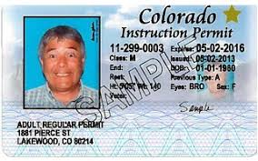 - Gold Star Colorado License Notary Springs Driver's