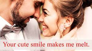 Here are a few nice things that you could gift her with. Cute Love Quotes To Make Her Smile Blush Feel Special Cute Images