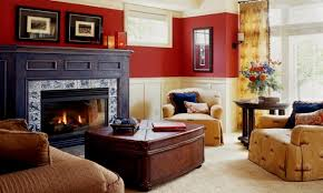 Warm Wall Colors For Living Rooms Rustic Living Room Wall Colors 10 Home Decor I Furniture