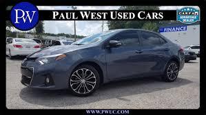 Toyota Corolla S Plus Gainesville FL For Sale